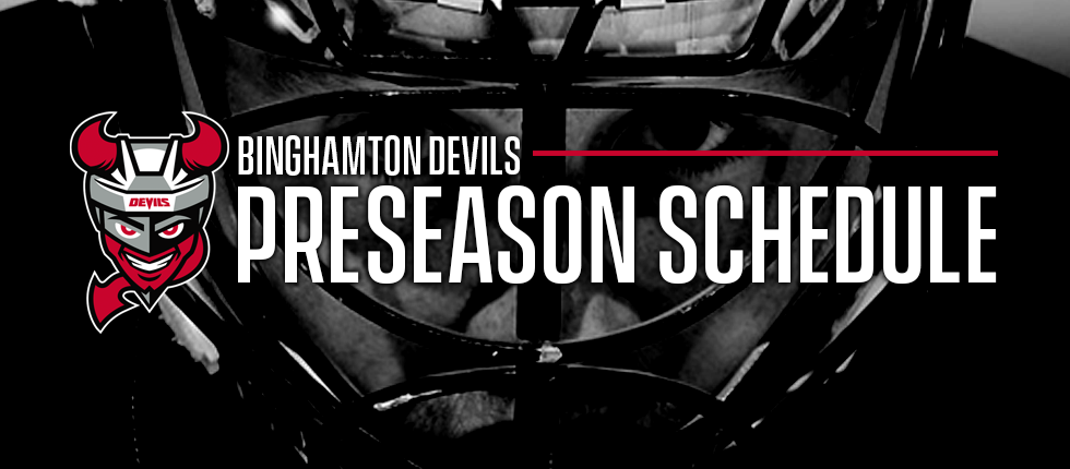 2044b7b76 DEVILS TO FACE COMETS IN PRESEASON ACTION