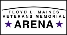 Floyd L Maines Veterans Memorial Arena