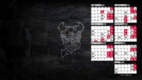 2018-19 Binghamton Devils Schedule Wallpaper